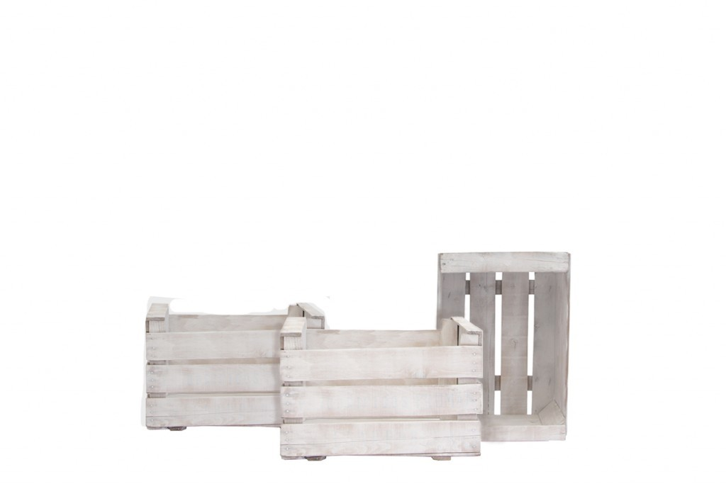 Cajas de fruta savia ecodeco mobiliario for Cajas de madera blancas