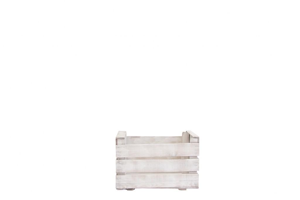Caja de fruta savia ecodeco mobiliario for Cajas de madera blancas