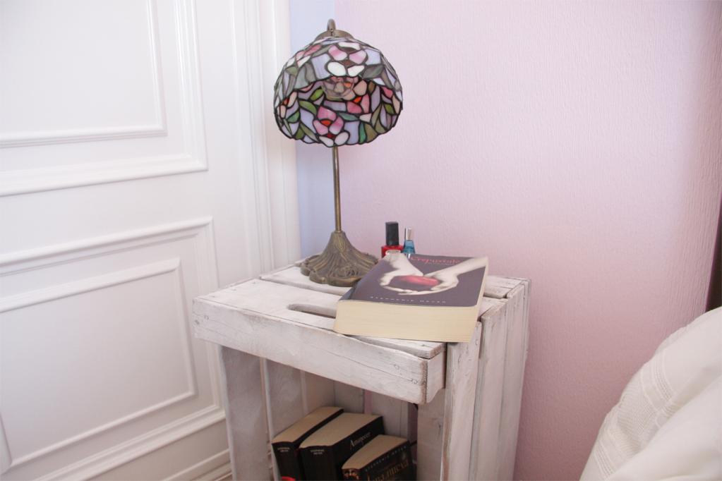 Mesa cajas de fruta arce ecodeco mobiliario - Cajas de fruta recicladas ...