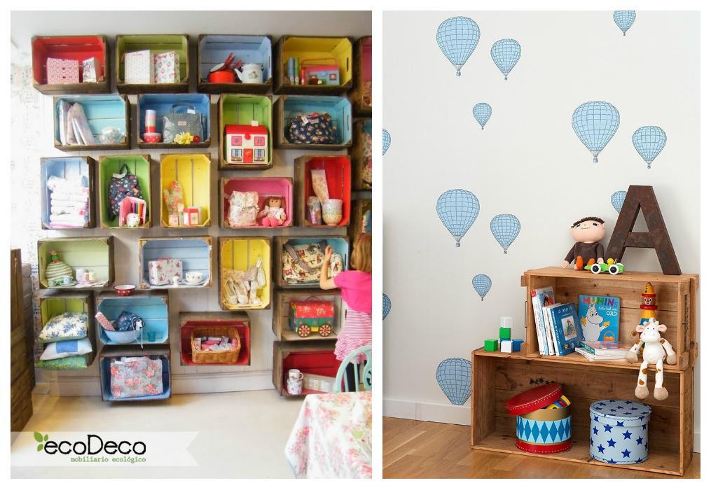 - Cajas para organizar juguetes ...