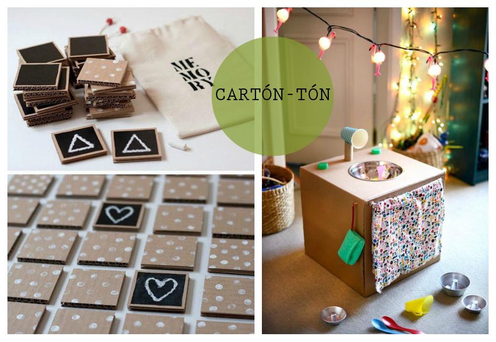 Juguetes Reciclados Carton Ecodeco Mobiliario