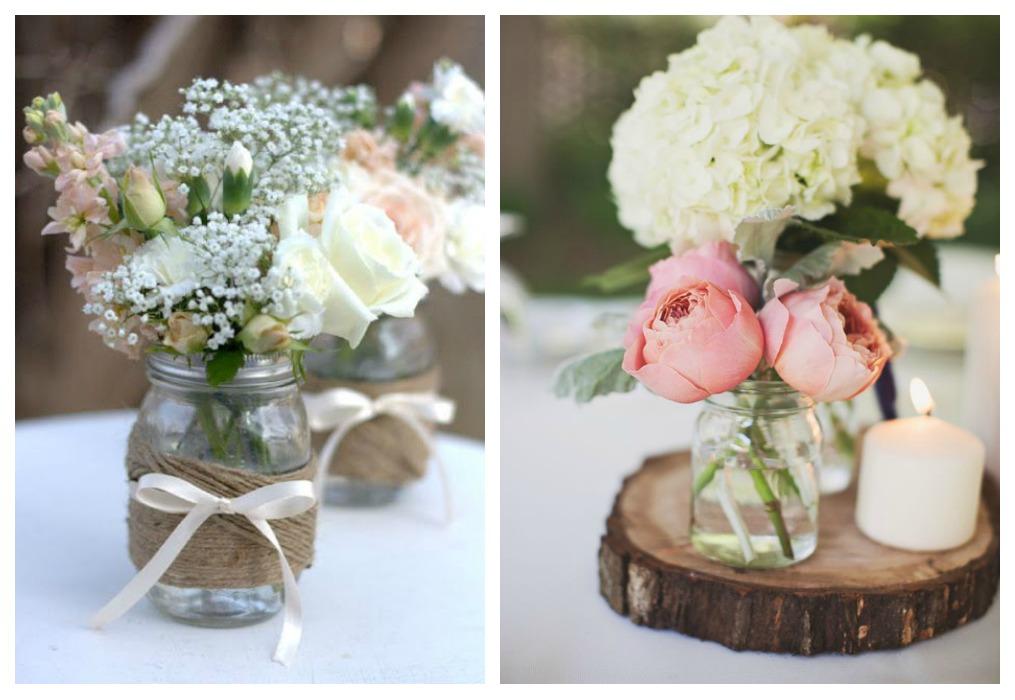 Reciclaje para bodas ecodeco mobiliario - Mesas de cristal para bodas ...