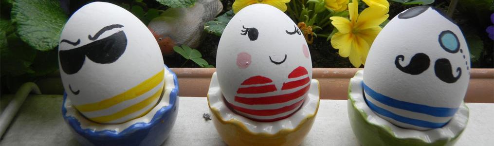 decoraci n con huevos ecodeco mobiliario