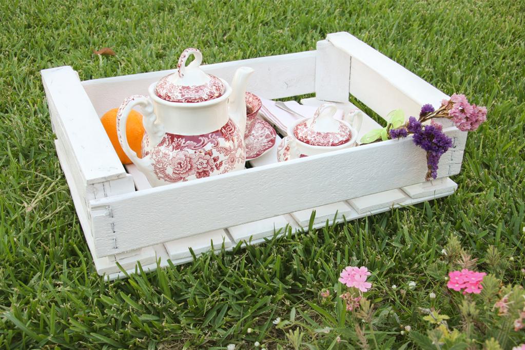Bandeja caja de fruta ecodeco mobiliario - Cajas de frutas madera ...