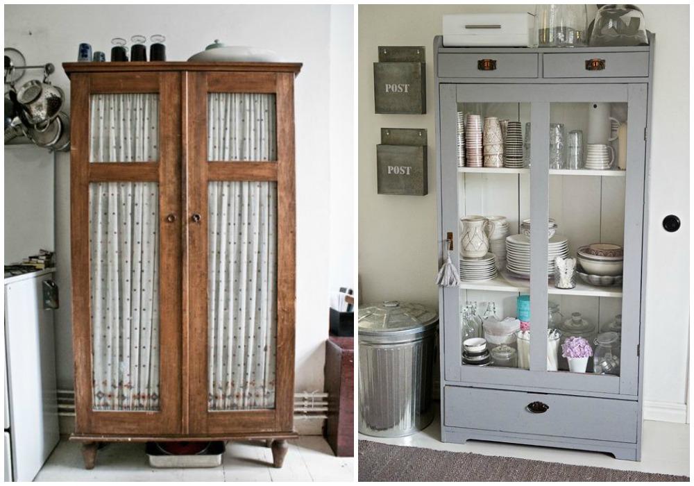 Armarios antiguos ecodeco mobiliario - Accesorios para armarios de cocina ...