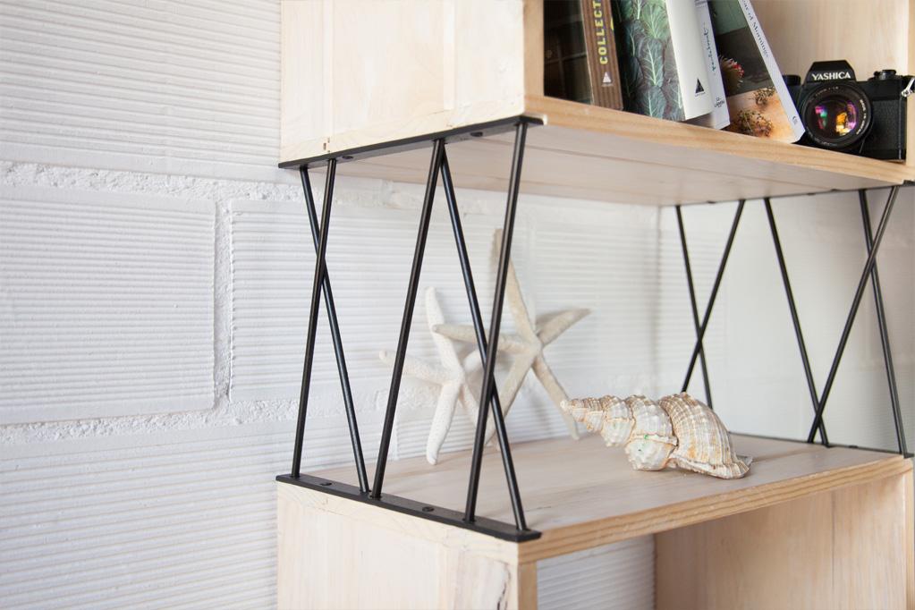 Mi casa decoracion estanteria metalicas - Estanterias metalicas para casa ...