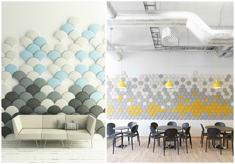 Forrar una pared ecodeco mobilario - Paneles para forrar paredes ...