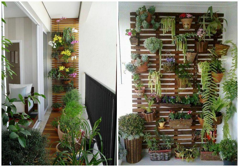 Jard n vertical ecodeco mobiliario for Paredes de madera para jardin