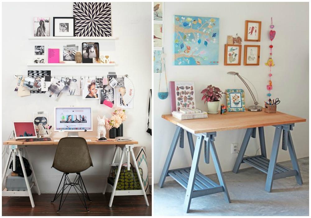 Diy escritorio ecodeco mobiliario - Ideas para escritorios ...