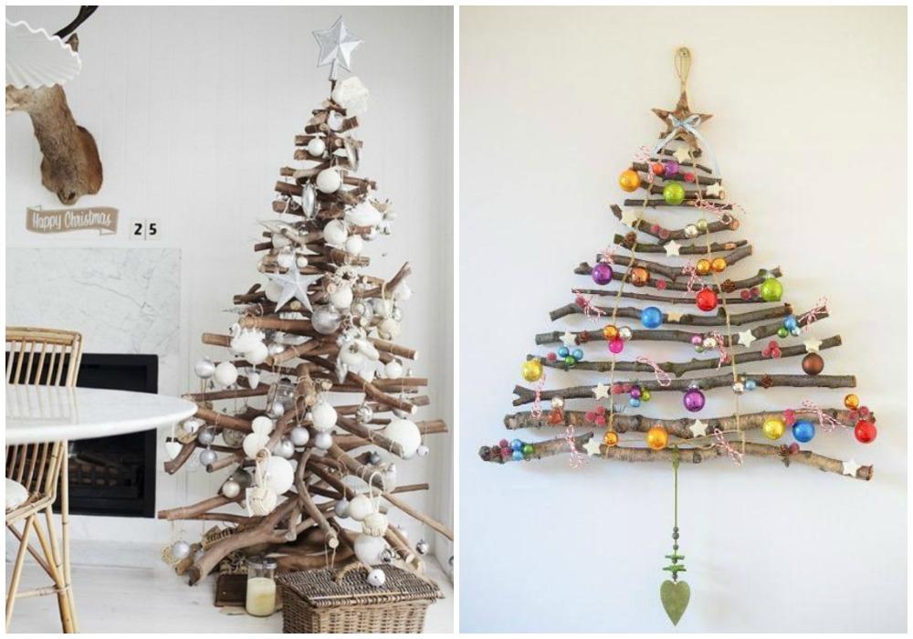 Rbol de navidad ecodeco mobiliario - Ideas arbol de navidad ...