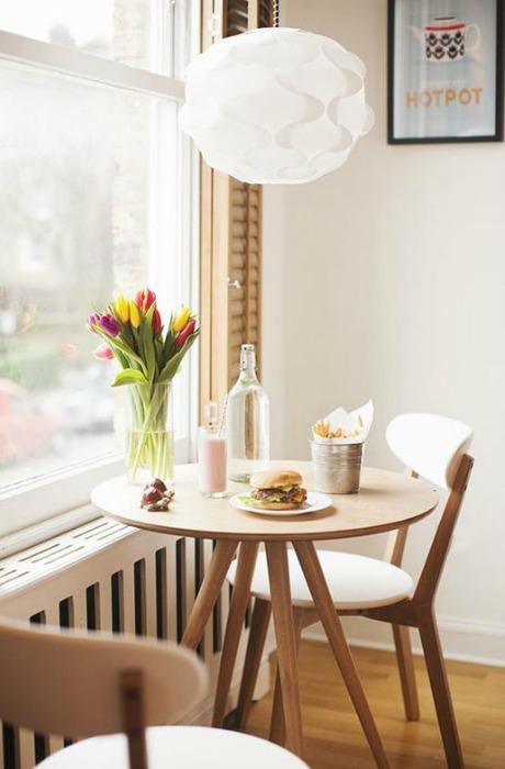 Mesa de desayuno ecodeco mobiliario for Mesa desayuno