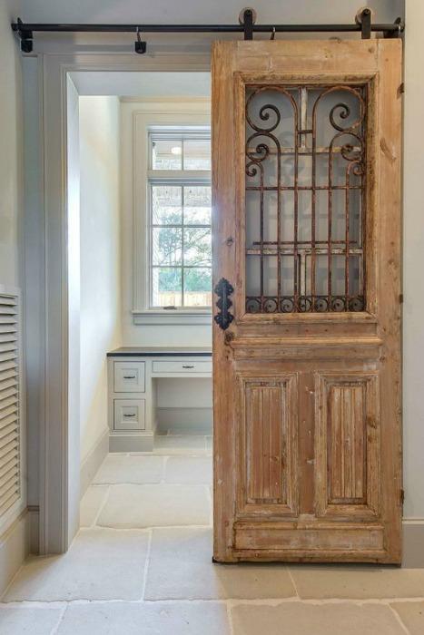 Puertas antiguas dormitorio corredera ecodeco ecodeco for Puertas correderas antiguas