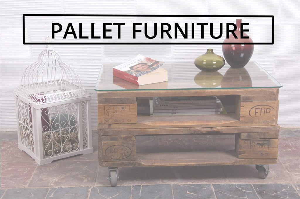 muebles con palets - Muebles Con Palets