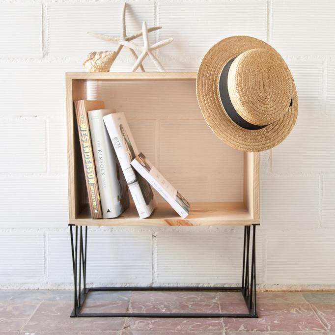 Muebles ecol gicos ecodeco mobiliario for Muebles con cosas recicladas
